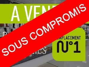 Local professionnel Local emplacement n°1 a vendre